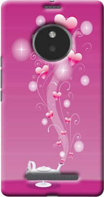 RK Mobiles Back Cover for Micromax Yu Yureka S(Multicolor, Rubber)
