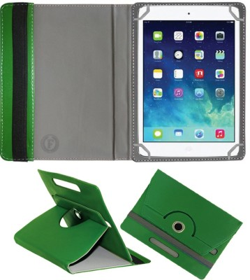 Fastway Book Cover for Apple Ipad Mini 3(Green, Cases with Holder)