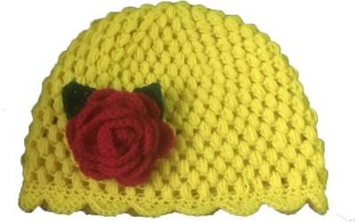 PeachCherry Kids Cap(Yellow)