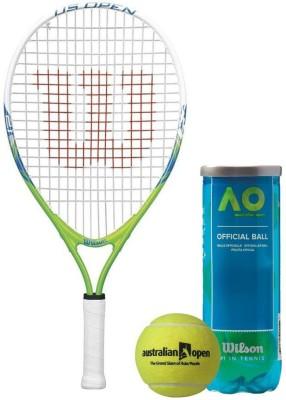 Wilson Racquet and Ball Tennis Kit (US Open 21