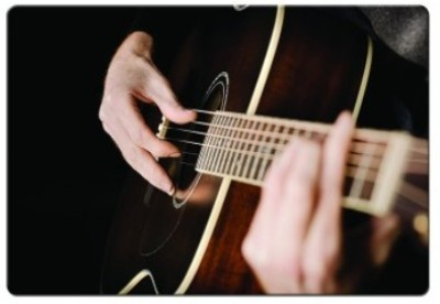 Dadlace Acoustic Guitar Mousepad(Multicolor)  available at flipkart for Rs.299