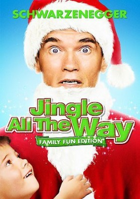 JINGLE ALL THE WAY FAMILY FUN EDITION(DVD English)  available at flipkart for Rs.1740