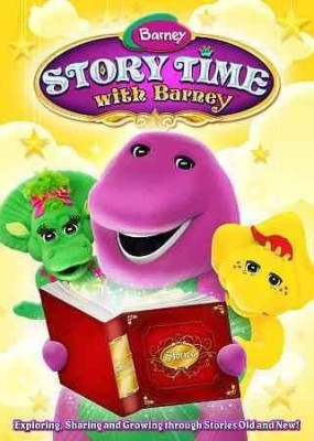 BARNEY:STORYTIME WITH BARNEY(DVD English)