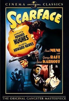 SCARFACE(DVD English)