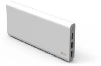 PSK 30000 mAh Power Bank (COGBOPB, CallOne GRAND BAAP OF THE POWER BANK POWER BANK)(White, Lithium-ion) at flipkart