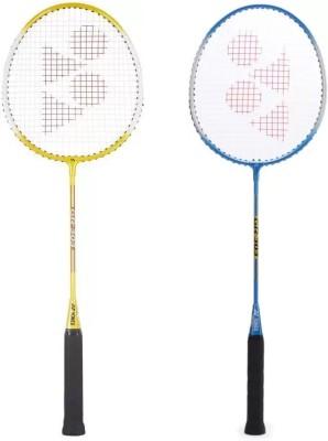 Yonex GR303 Multicolor Strung Badminton Racquet