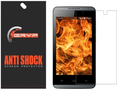 GRYP Screen Guard for Reliance Jio LYF Flame 3(Pack of 1)