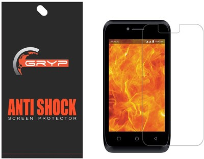 GRYP Impossible Screen Guard for Reliance Jio LYF Flame 6(Pack of 1)