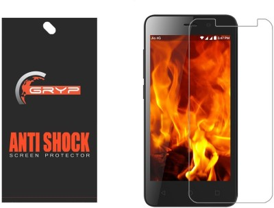 GRYP Impossible Screen Guard for LYF Flame 1(Pack of 1)