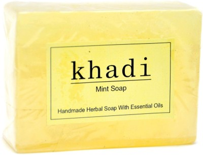 Khadi Mint Soap 125 GM