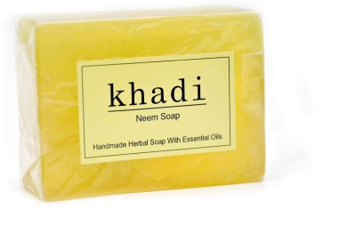Khadi Herbal Neem Soap 125gm(125 g)