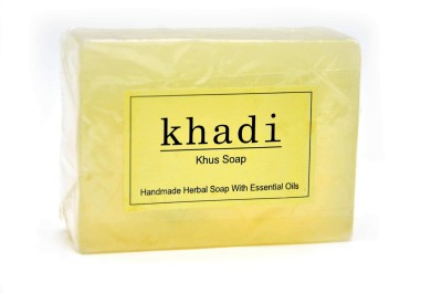 Khadi Herbal Khus Soap 125gm(125 g)