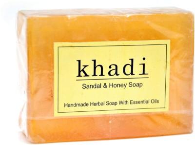 Khadi Sandal & Honey Soap 125 GM