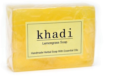 Khadi Lemongrass Soap 125 GM