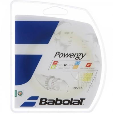 Babolat POWERGY 660 1.3 Tennis String - 200 m(Brown)