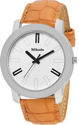 Mikado MKD 123218 Decent casual analog watch for men's and boy's Watch  - For Boys