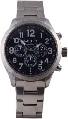 Nautica NAI18509G  Chronograph Watch For Men