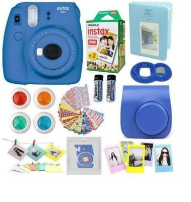 View Fujifilm INSTAX MINI 9 MINI 9 Instant Camera(Blue)  Price Online