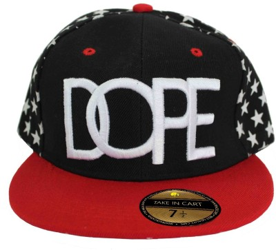 TakeInCart Printed Dope snapback Cap  available at flipkart for Rs.399