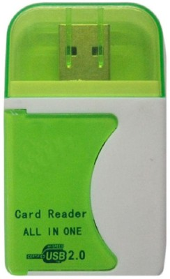 Shopfloor.XYZ speaker Card Reader Card Reader(Multicolor)