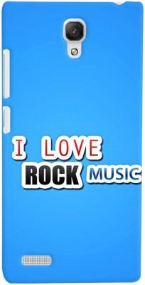 Caseking Back Cover for Mi Redmi Note 4G Multicolor, Waterproof