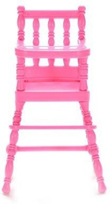 Great Deal Tm) 1 X High Chair Doll'S House Furniture Play For Baby Girl(Multicolor)  available at flipkart for Rs.754