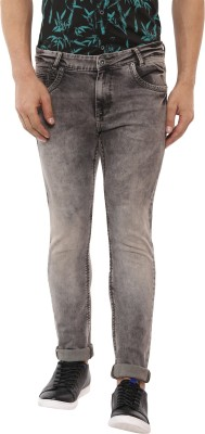 Mufti Slim Men Beige Jeans at flipkart