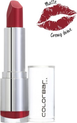 Colorbar Velvet Matte Lipstick-Feeling Hawt(Red)