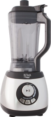 HI-TECH Vacuum Blender 800 W Juicer(Silver, Black, 1 Jar)