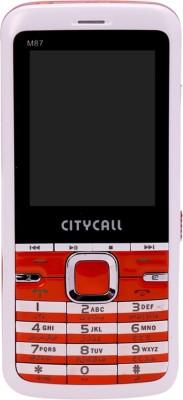 Citycall M87(Orange & White)