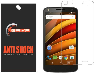 GRYP Impossible Screen Guard for Motorola Moto X Force(Pack of 1)