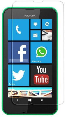 Ipackk Tempered Glass Guard for Nokia Lumia 530(Pack of 1)
