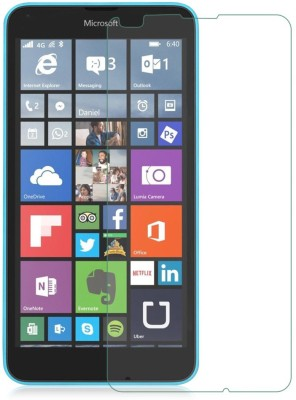 Snooky Front and Back Tempered Glass for Microsoft Lumia 640 XL LTE(Pack of 1)