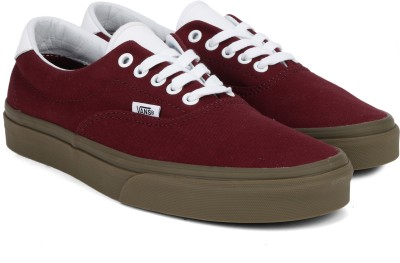 13936b2bf2 65% OFF on Vans Era 59 Sneakers For Men(Maroon) on Flipkart ...
