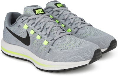 Nike AIR ZOOM VOMERO 12 Running Shoes For Men(Grey) 1