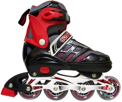 Cosco Sprint In-line Skates - Size 2-5 UK(Multicolor)