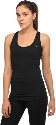 Puma Casual Sleeveless Solid Women