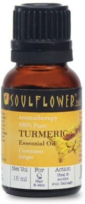 Soulflower Turmeric Essential Oil(15 ml)