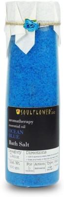 Soulflower Ocean Blue Ocean mineral Bath Salt(500 g)