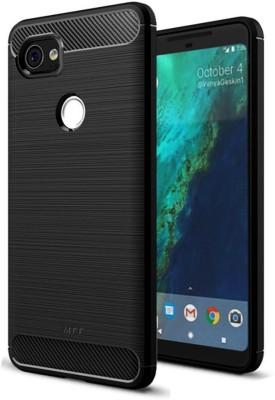 Spigen Back Cover for Google Pixel 2 XL(Black, Plastic)