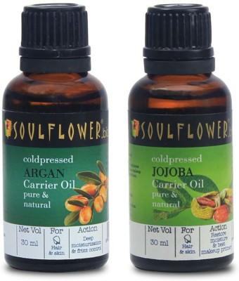 Soulflower Hair & Skin Care Set(Set of 2)