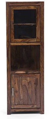 The Attic Solid Wood Kitchen Cabinet(Finish Color - honey)