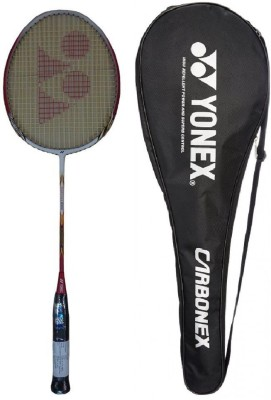 Yonex ' Carbonex 8000 Plus' (Color on availability ) Multicolor Strung Badminton Racquet(G4, Weight - .45 g)  available at flipkart for Rs.1898
