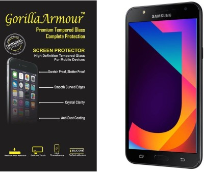 Gorilla Armour Tempered Glass Guard for Samsung Galaxy J7 Nxt(Pack of 1)