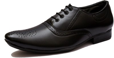 ADOLF Derby For Men(Black)