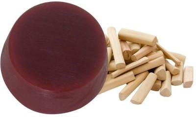 Soulflower Sandalwood Pure Gylcerin Soap(100 g)