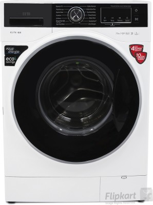 IFB 7.5 kg Fully Automatic Front Load Washing Machine White(Elite WX) (IFB)  Buy Online