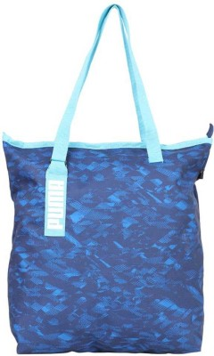 f3196912df636 59% OFF on Puma by Core Active Shopper Shoulder Bag(Blue