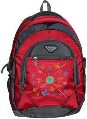 Spyki 16 inch Laptop Backpack(Grey)
