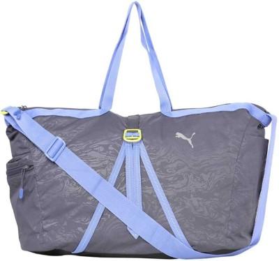 49% OFF on Puma Fit AT Workout Bag Gym Bag(Black) on Flipkart ... 3fa5dd71c2673